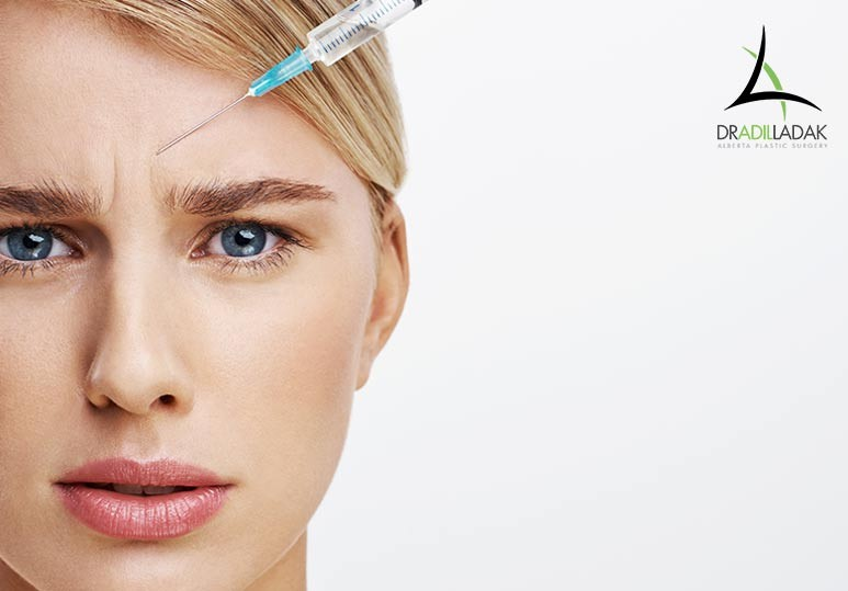 Alberta Plastic Surgery Dr. Adil Ladak Edmonton Off-Label Uses For Botox Spreading